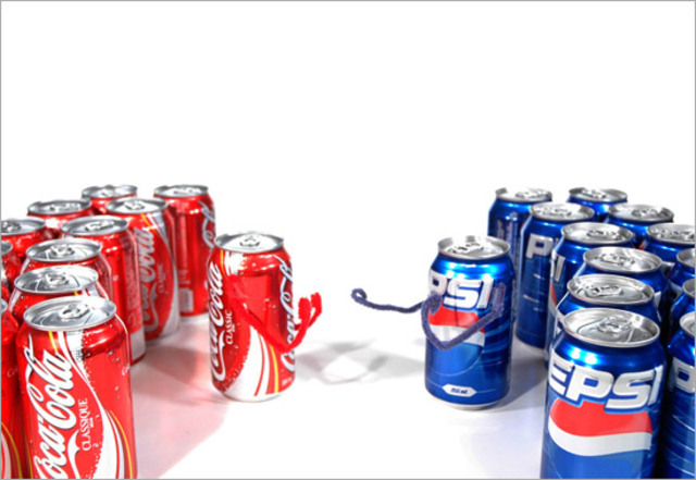 Coke VS Pepsi Bangstyle.Com2