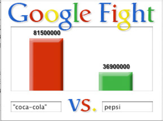 Coke VS Pepsi Bangstyle.Com4