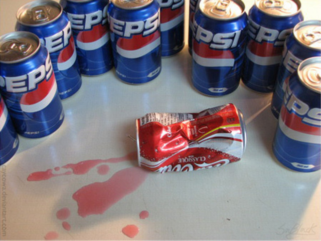 Coke VS Pepsi Bangstyle.Com5