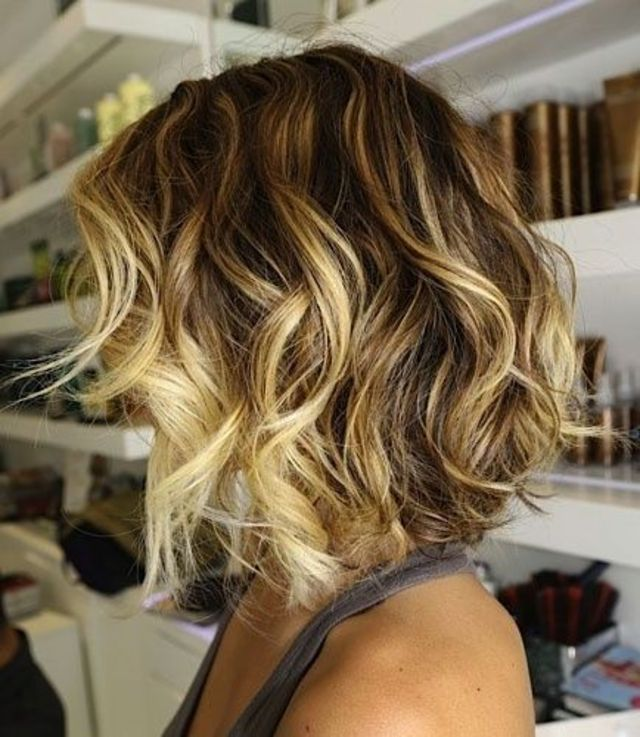 Curl & color