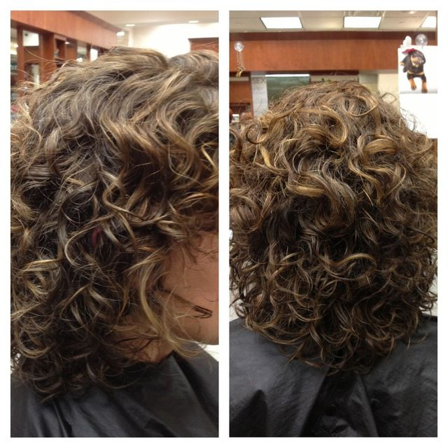 Deva Curl Haircut