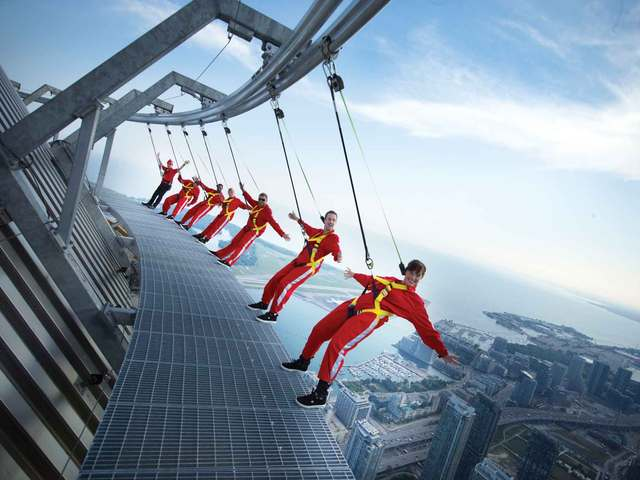 EdgeWalk-Lakeside