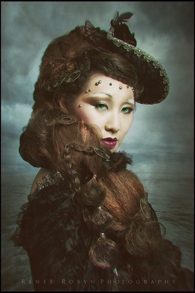 Editorial Steampunk Romantic