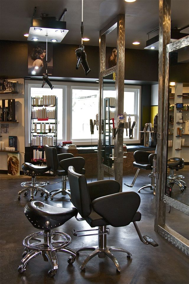Experience the Salon