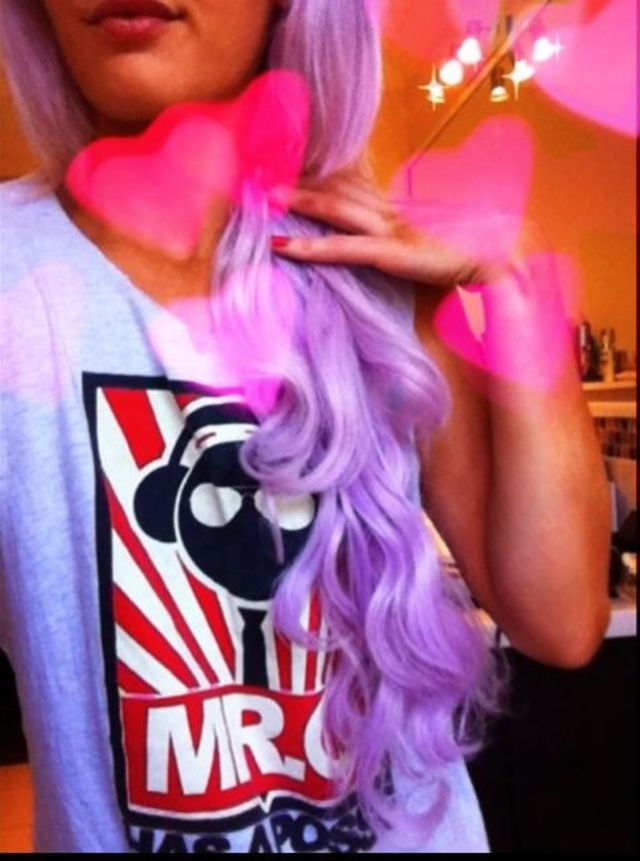 Fairy Floss Curls