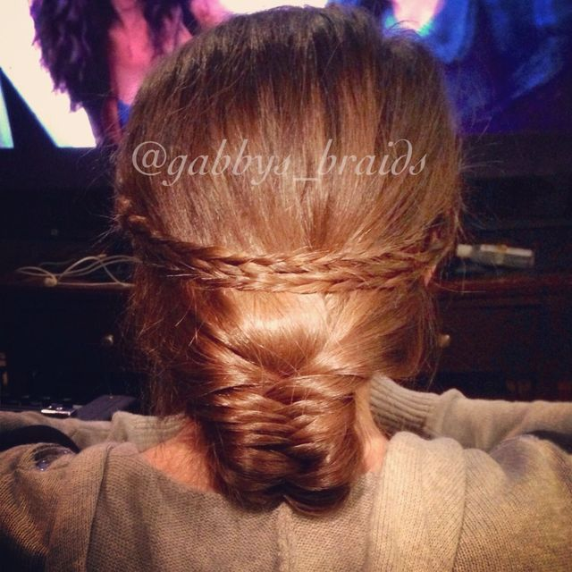 Fishtail Up