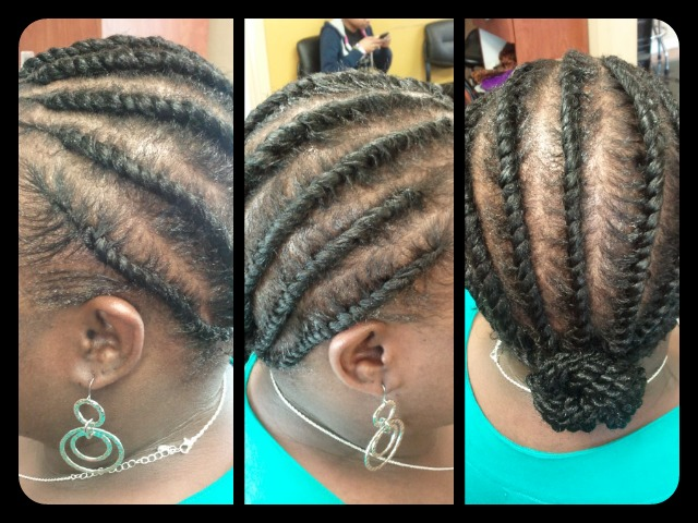 Flat twists by Mia