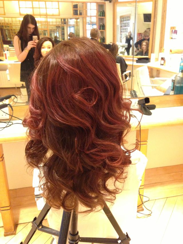 GHD eclipse styler curls