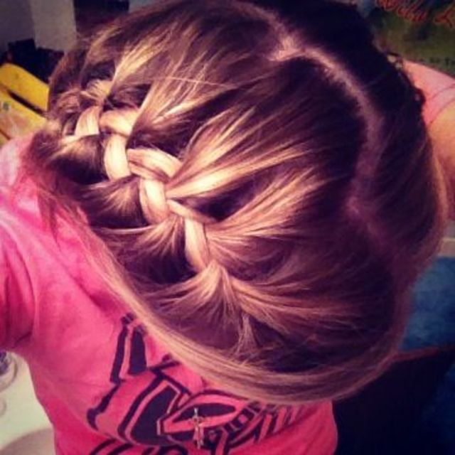 Girly braid