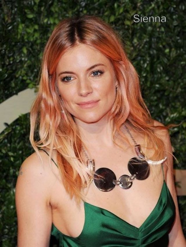 Golden Rose de Sienna Miller