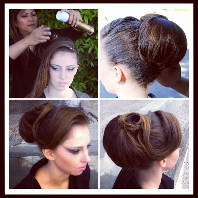 Hairstyle by Glam it up by Celle