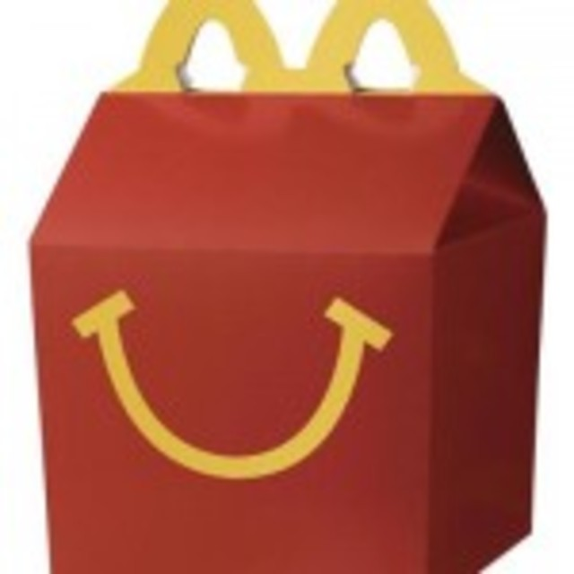 Happy Meal Bangstyle