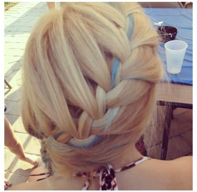 Highlighted Braid