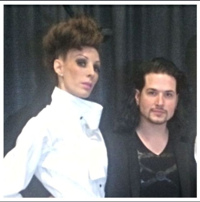 IBS NY 2014 Main Stage Work -International Hair Fashion Group