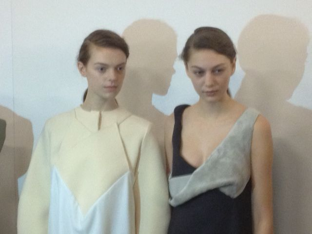 JW Anderson - model line up