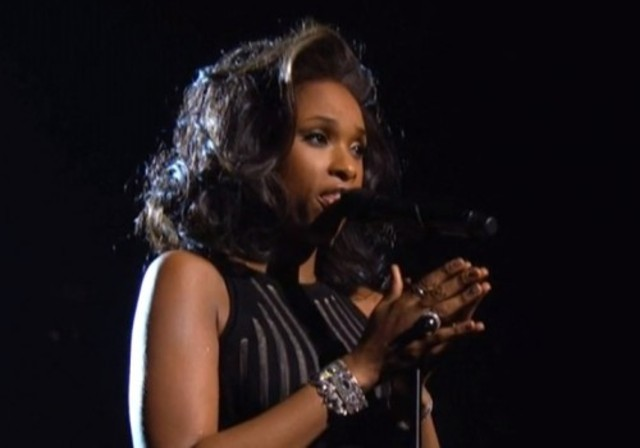 Jennifer Hudson Grammy Performance