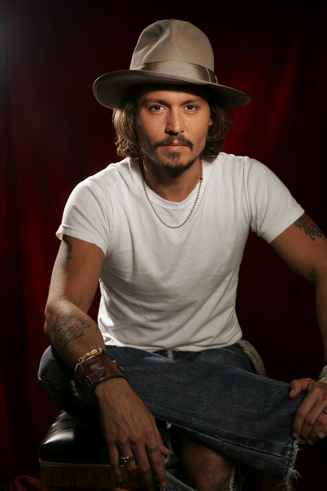 Johnny Depp, USA Today, June 26, 2006