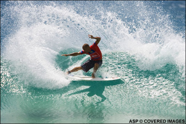 Quiksilver and Roxy Pro 2007
