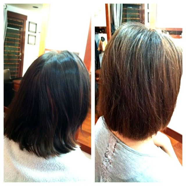 Kenra color correction