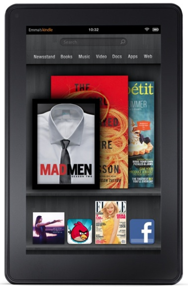 Kindle Fire Bangstyle