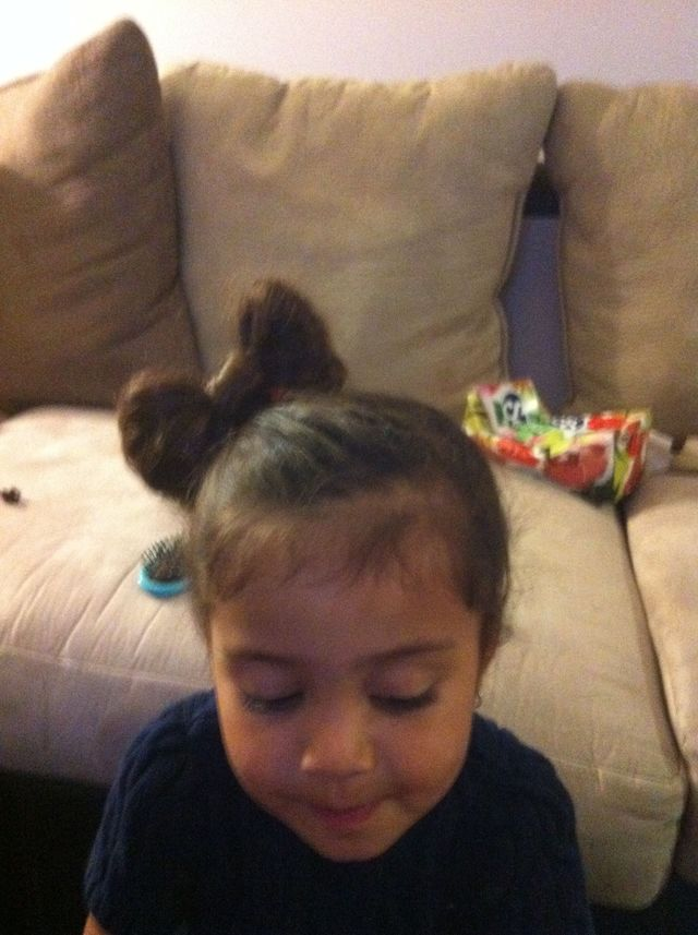 Little Girl Hair Bow