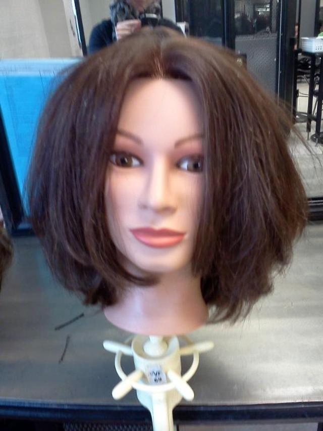 Manikin low 45 cut