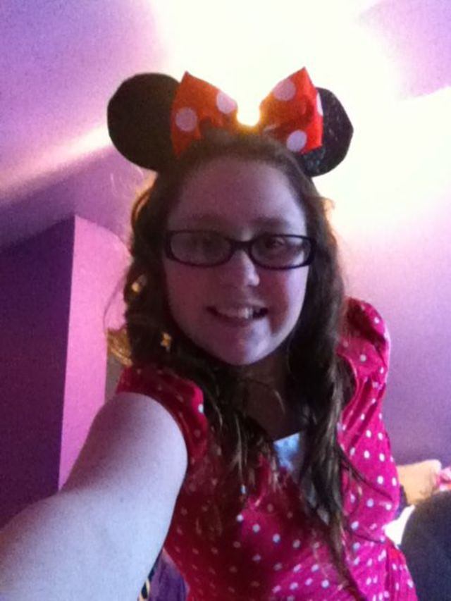 Minnie Mouse day