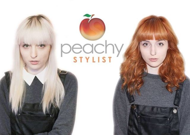 Model Makeover by Peachy Stylist
