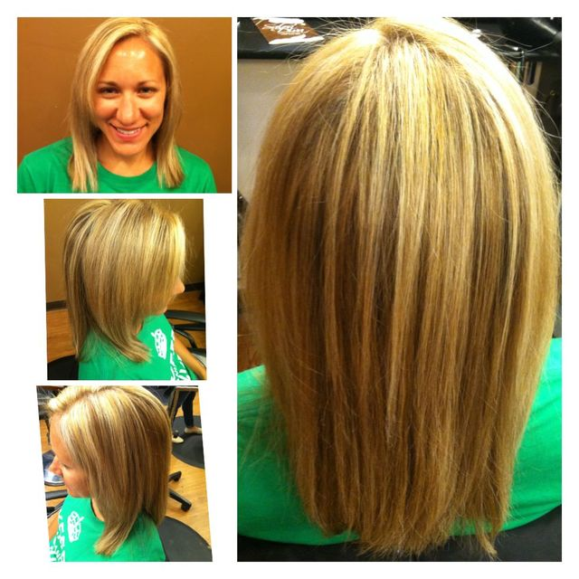 Multi-tonal blonde