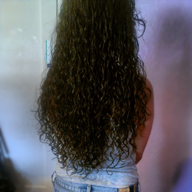 My Curly Hair!!