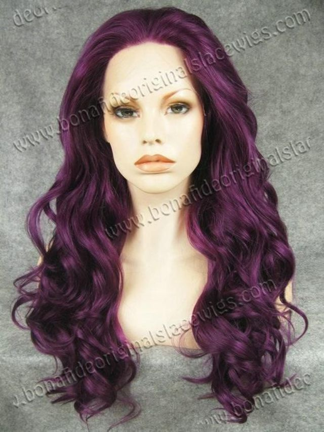 N5 New Style Synthetic Lace Front