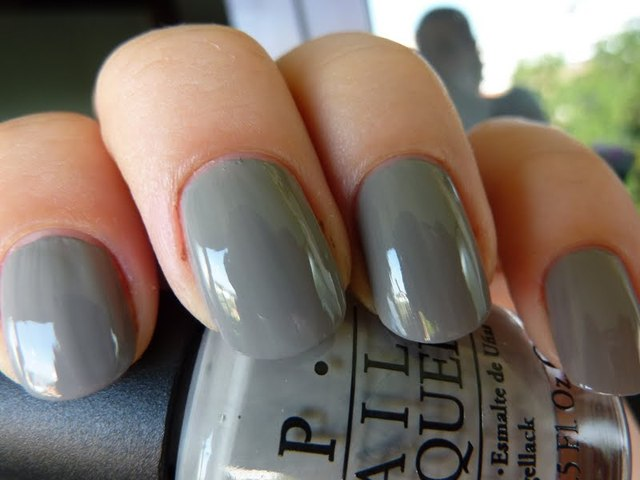 OPI French Quarter For Your Thoughts 5