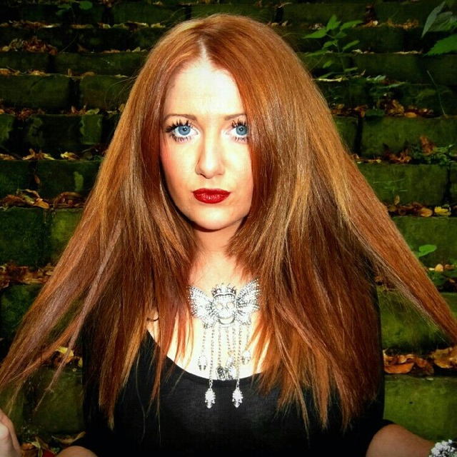 Red/Ginger Clip in Hair Extensions