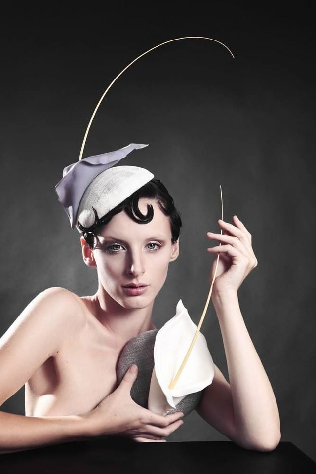 Robyn Coles Millinery SS14 Collection