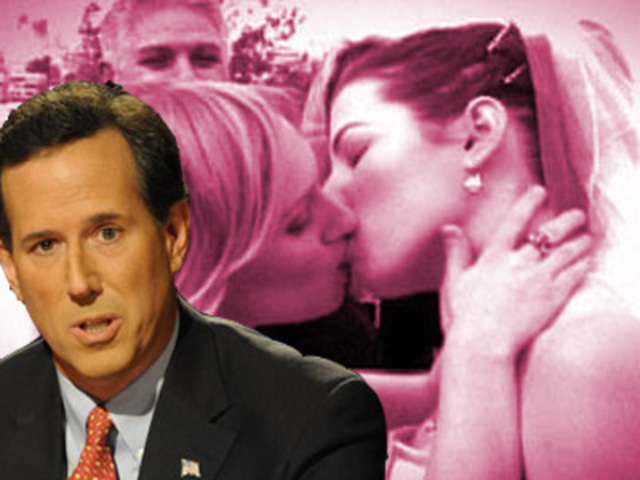 Santorum and gay marriage