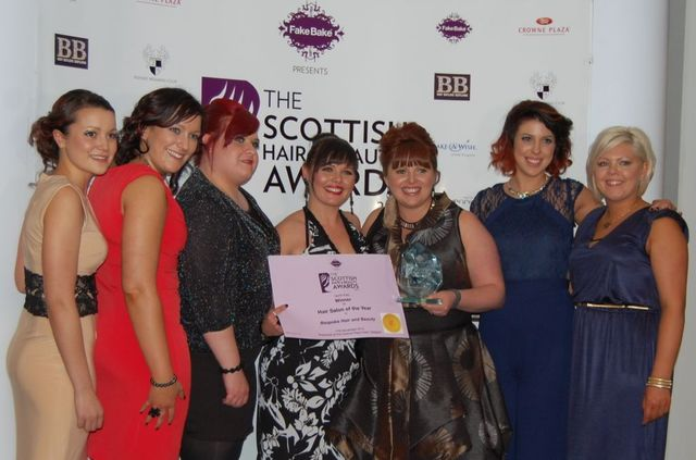 Scottish Hair & Beauty Awards 2013