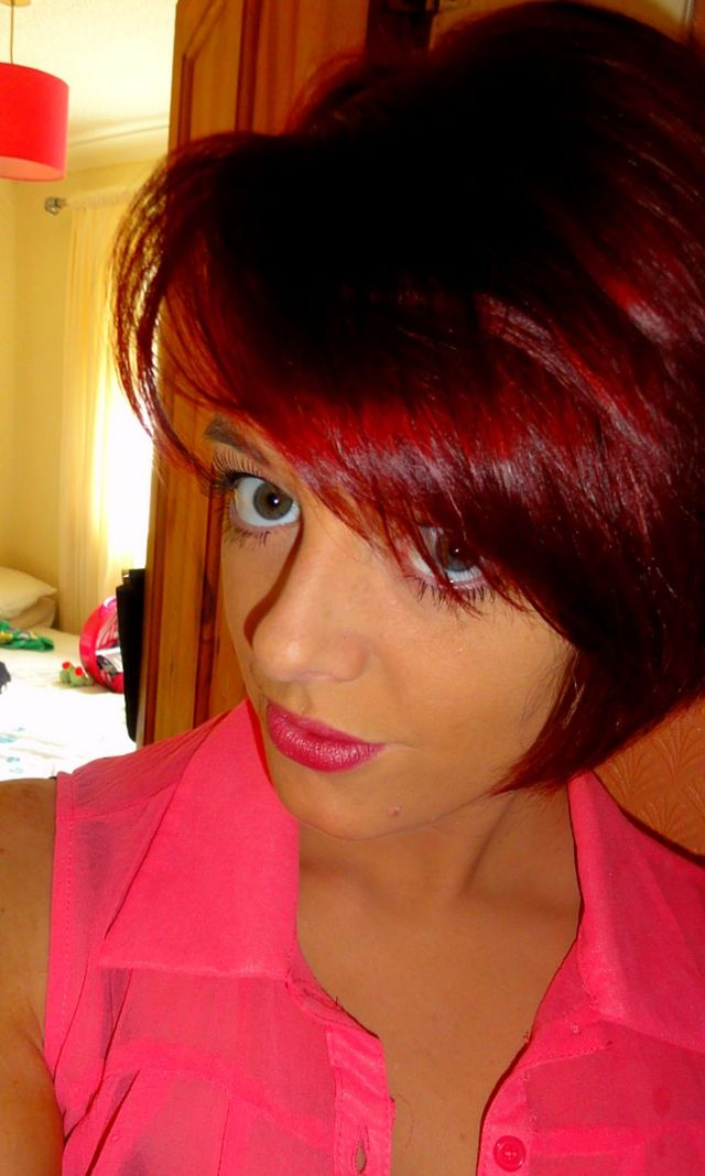 Short/red