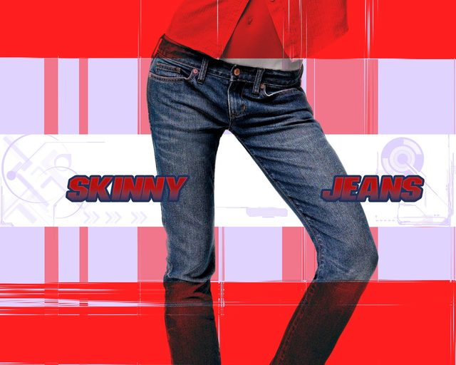 Skinny Jeans Bangstyle.com