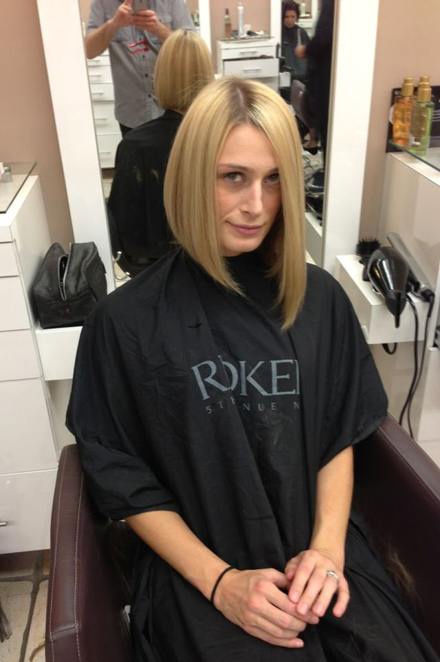 Sleek Asymmetrical BoB