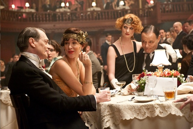 Speakeasy Boardwalk Empire Bangstyle