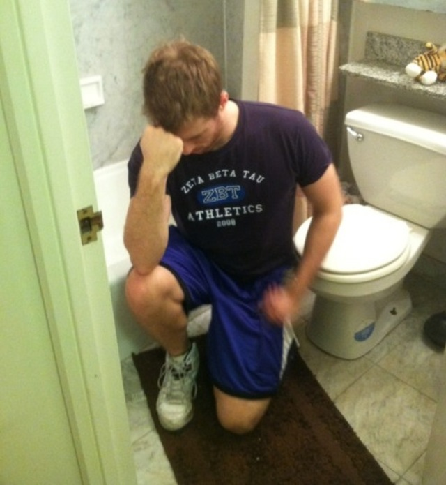 Tebowing Bangstyle.com15