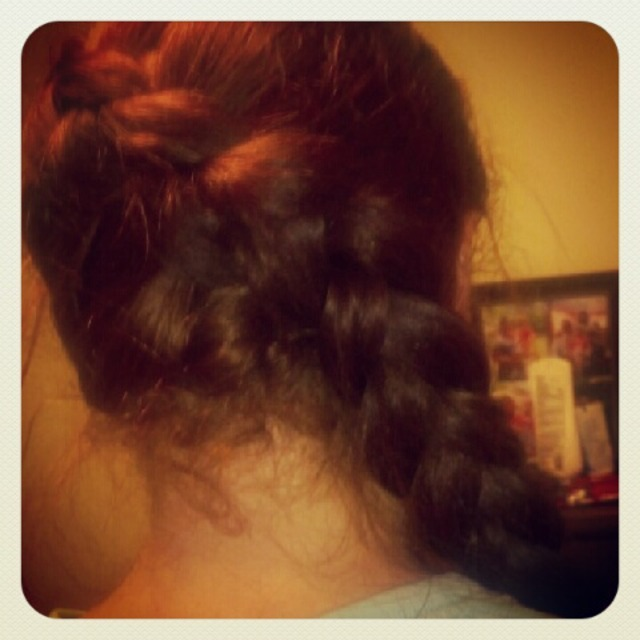 "The """"Katniss"""" Braid"