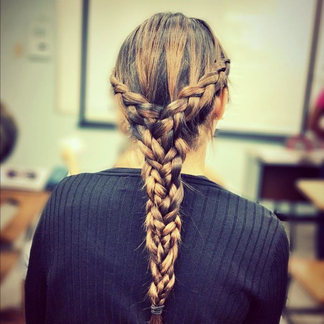 Triple Braid