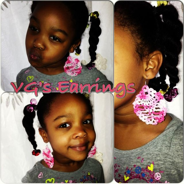 VG's handmade earrings