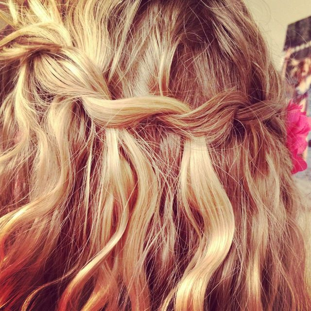 Waterfall Twist<3
