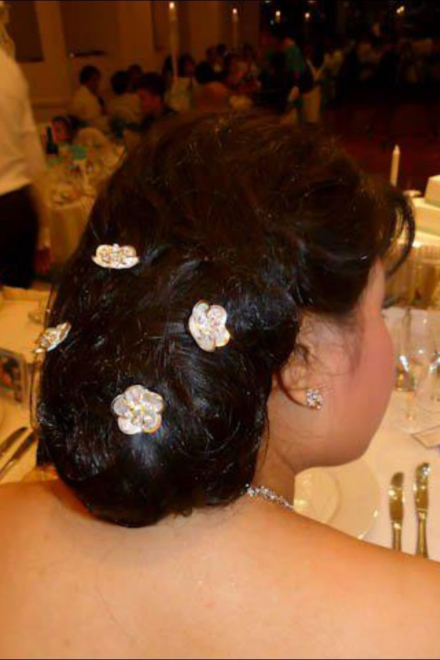 Wedding & special occassion  hairstyle