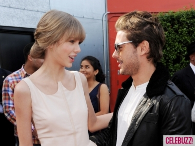 Zac Efron, Taylor Swift