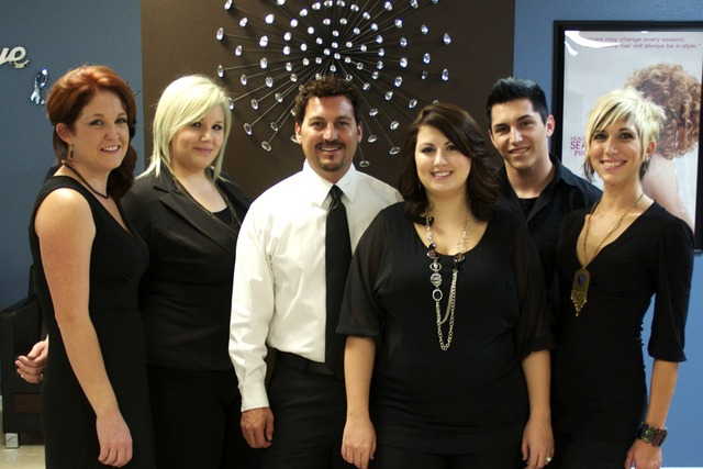 Salon Rogue and Spa Team