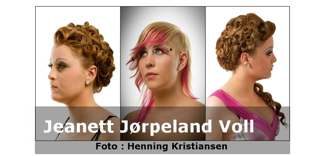 Hairdresser of the Year 2012 (Norway)