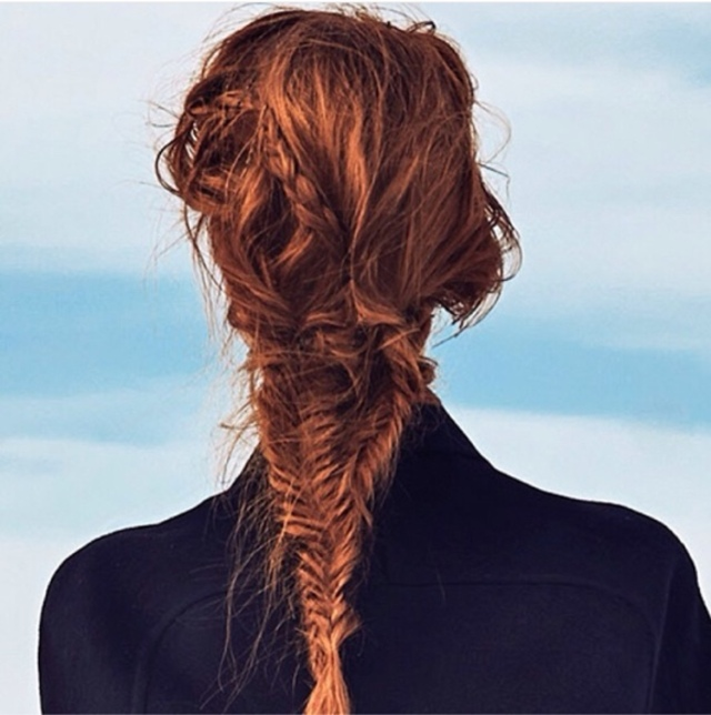 Harper's Bazaar Mexico  all about braids !